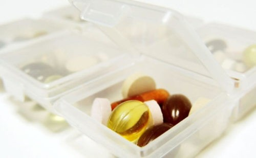 うつ病の治療法3本柱(薬物療法編)のピルケース